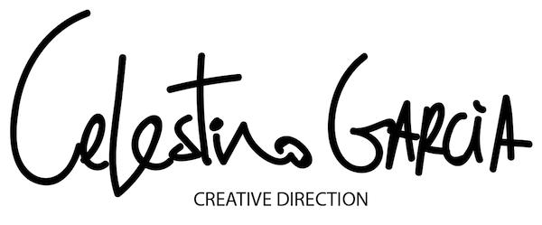 Celestino Garcia Creative Direction Logo